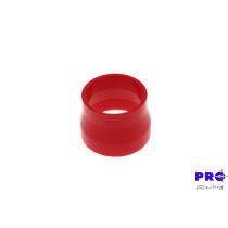 Szűkítő - piros 76/65 mm